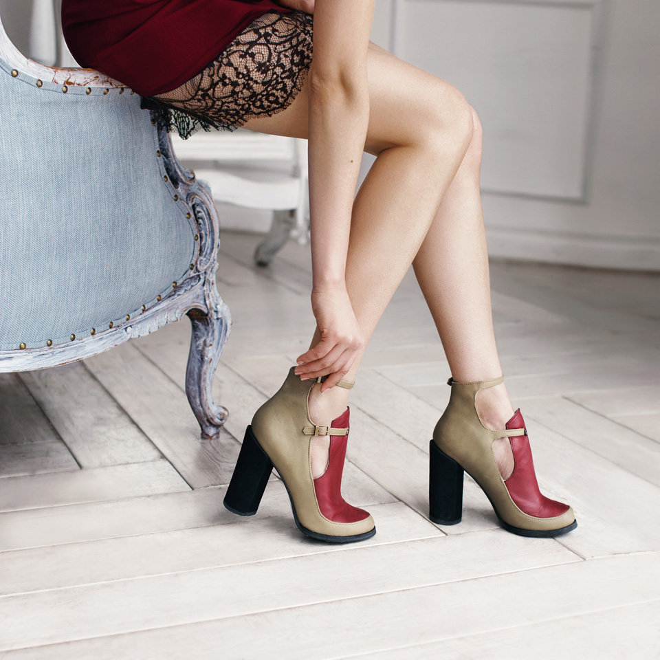 Дизайнер обуви Natalie Iva